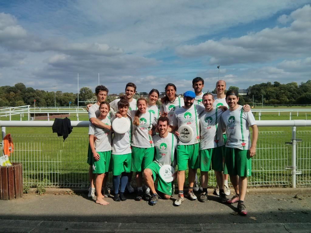 Equipe Mixte 1 2013