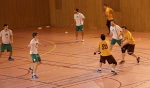 Indoor N2 - match Révos Moustix